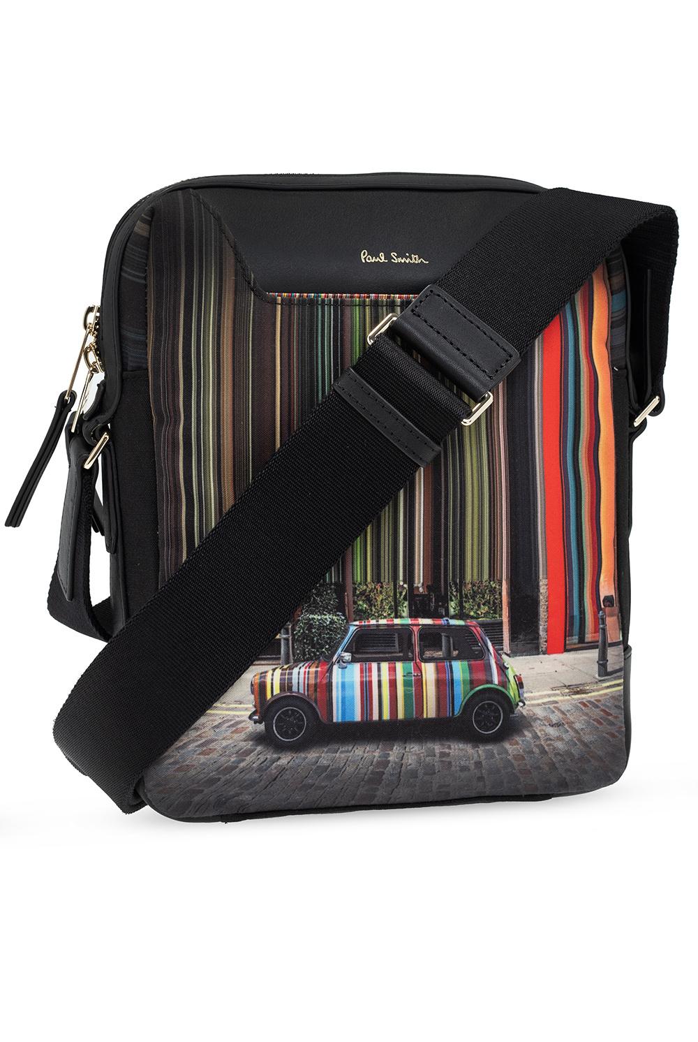 Paul Smith Printed shoulder bag