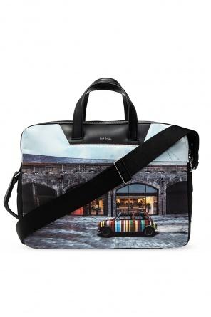 Printed shoulder bag od Paul Smith