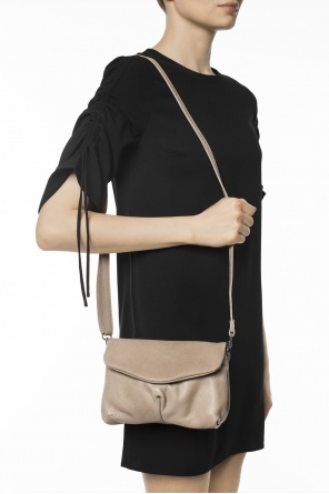 Leather shoulder bag od Marsell