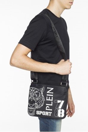 Reversible 'pablo' shoulder bag od Plein Sport