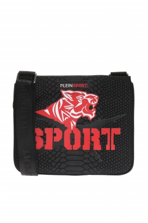 Shoulder bag with logo od Plein Sport