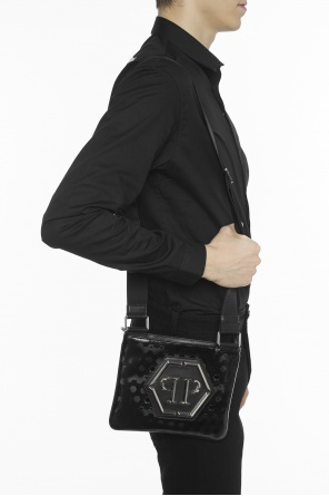 'the conference of birds' shoulder bag od Philipp Plein