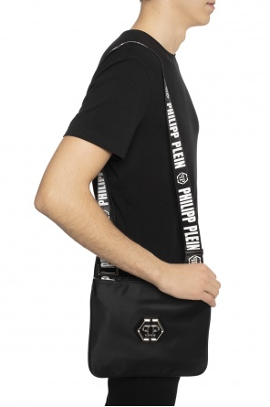 Branded shoulder bag od Philipp Plein