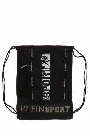 Patterned backpack with logo od Plein Sport