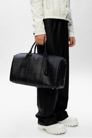 Holdall with logo od MCM