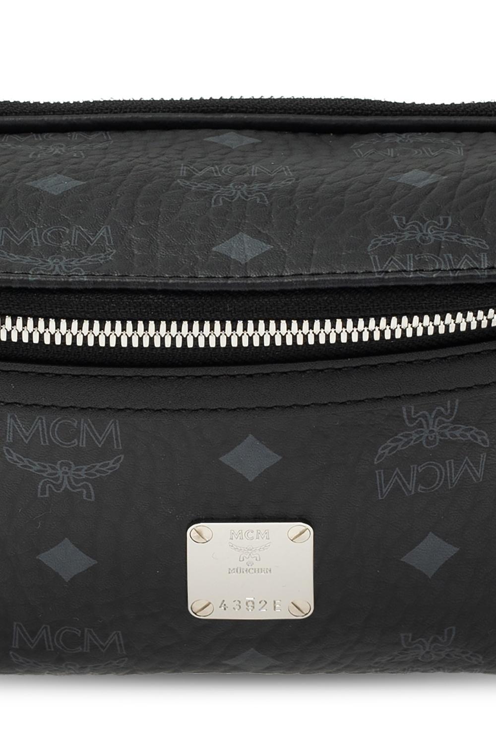 MCM Logo belt bag