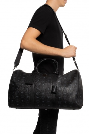 Patterned holdall bag od MCM