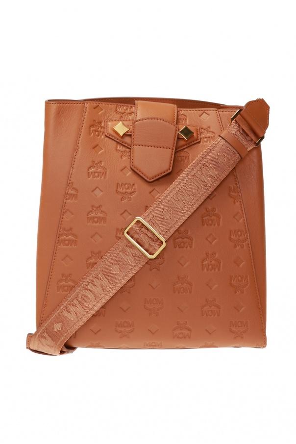 MCM 'Essential Bucket Bag' Branded shoulder bag