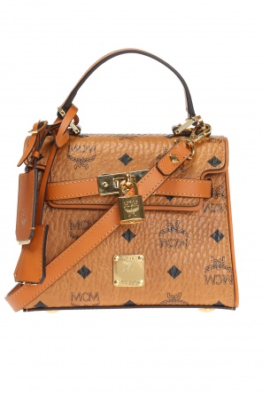 'heritage' shoulder bag od MCM