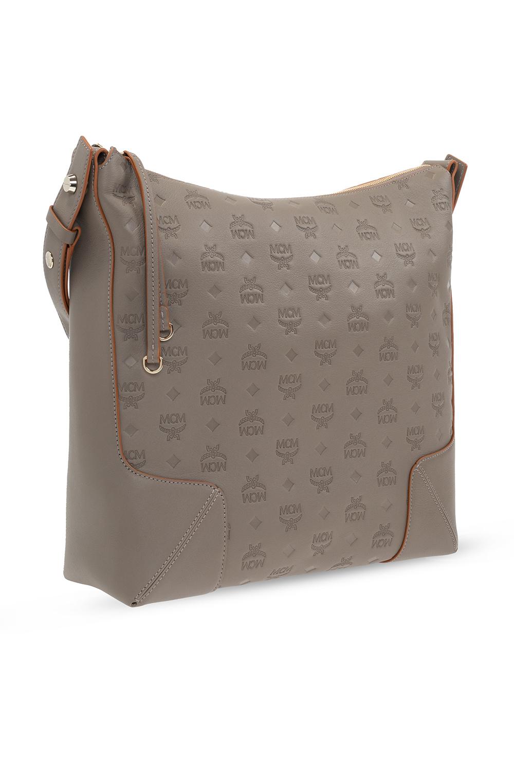MCM Shoulder bag with logo