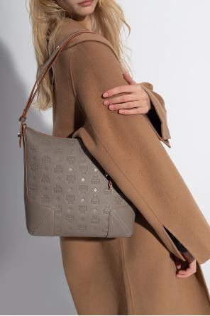Shoulder bag with logo od MCM