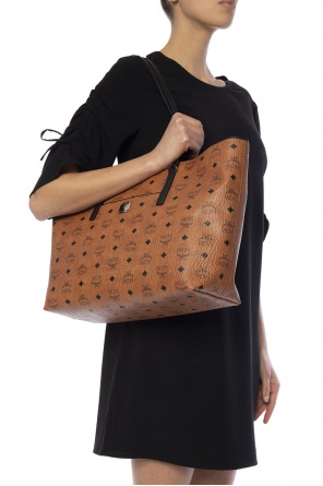 Shopper bag with logo od MCM