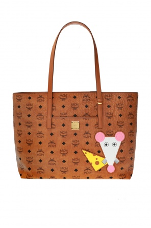 Logo shoulder bag od MCM