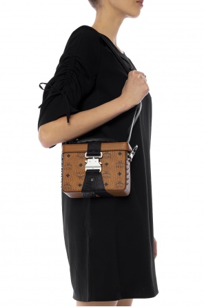 'jemison' shoulder bag od MCM