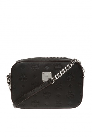 'klara' shoulder bag with logo od MCM