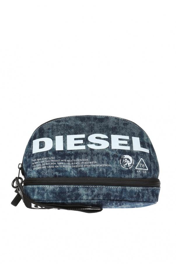 Diesel Kosmetyczka z logo