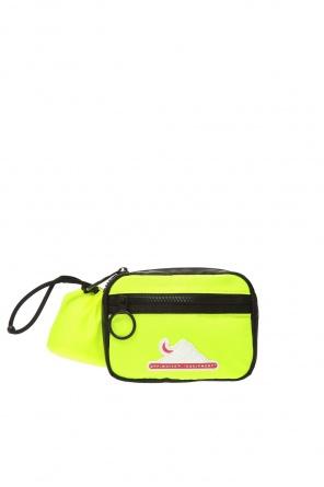 Branded belt bag od Off White