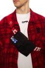 Off-White Belt with pouches