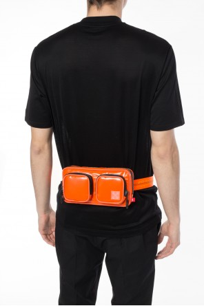 Belt bag with logo patch od Off White