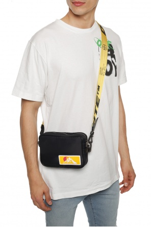 Shoulder bag with logo od Off White