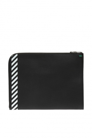 Branded document case od Off White