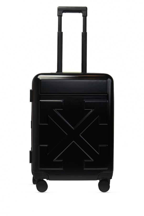 Off-White Logo suitcase