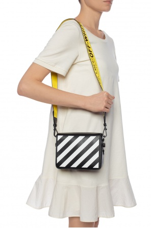 Printed shoulder bag od Off White