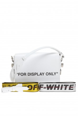 'for display only' shulder bag od Off White