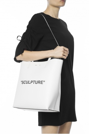 'sculpture' shopper bag od Off White