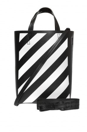 Striped shopper bag od Off White