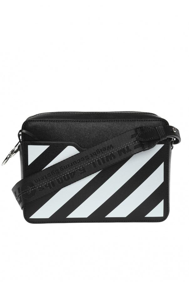 af7256d794 Shoulder bag with a striped pattern Off White - Vitkac shop online