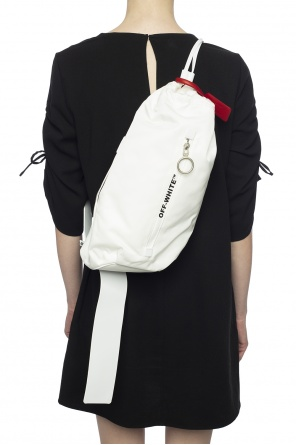 One-shoulder backpack od Off White