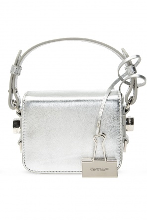 Branded belt bag od Off-White