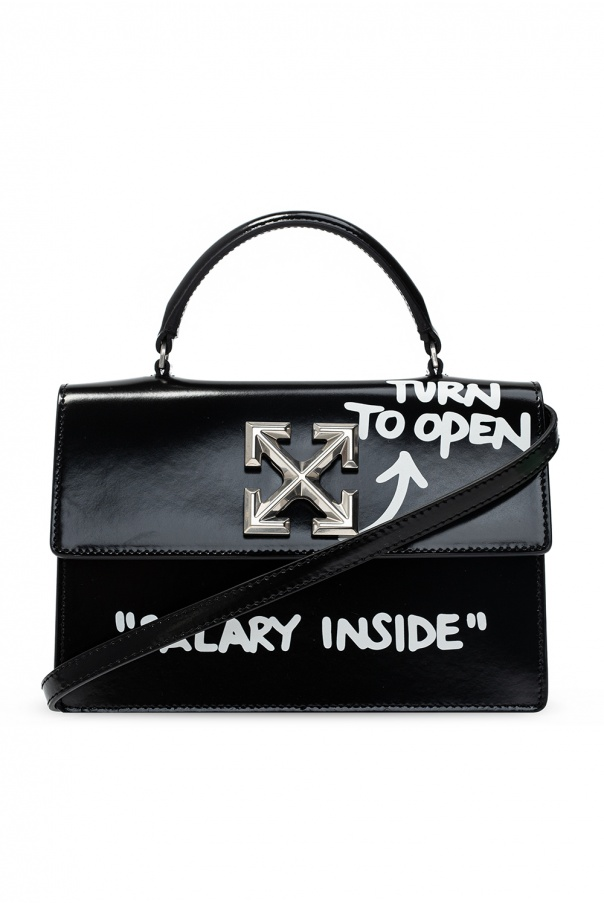 Off-White Logo shoulder bag