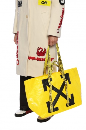 Shopper bag with logo od Off White