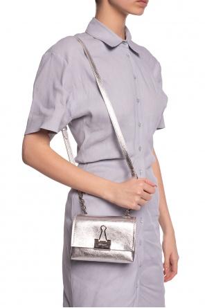 Shoulder bag with logo od Off White