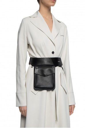 Belt with pouches od Off White
