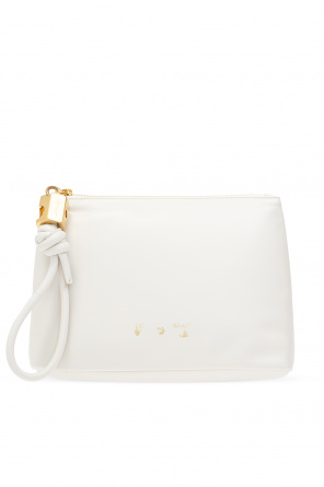 Hand bag with logo od Off-White