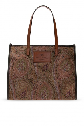 Patterned tote bag od Etro