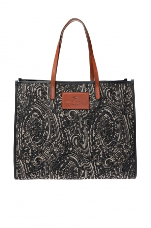 Patterned shopper bag od Etro