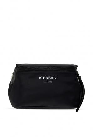 Belt bag with logo od Iceberg