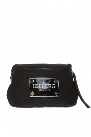Belt bag with logo od Iceberg