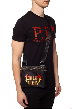 Shoulder bag with logo od Philipp Plein