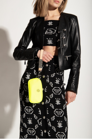 Hand bag with logo od Philipp Plein
