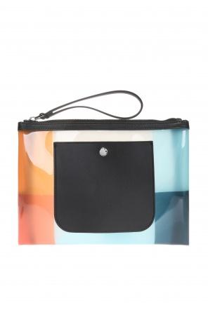 Checked clutch od Marni