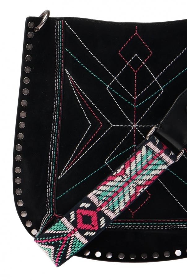 'oskan' shoulder bag od Isabel Marant