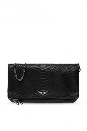 'rock' shoulder bag with logo od Zadig & Voltaire