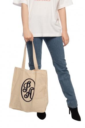 Shopper bag with logo od Palm Angels