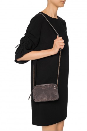 'quinn' branded shoulder bag od Jimmy Choo