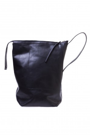 Open top shoulder bag od Rick Owens